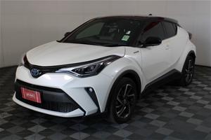 2020 Toyota C-HR FWD KOBA ZYX10R CVT Wag
