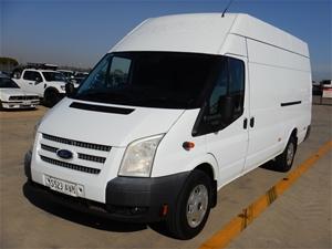 2013 Ford Transit Manual Van