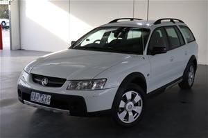 2006 Holden Adventra SX6 VZ Automatic Wa