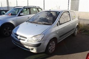 2006 Hyundai Getz 1.6 TB Automatic Hatch