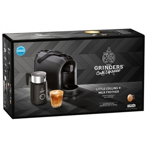GRINDERS COFFEE Little Collins Coffee Ma