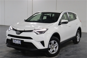 2017 Toyota Rav 4 AWD GX ASA44R Automati