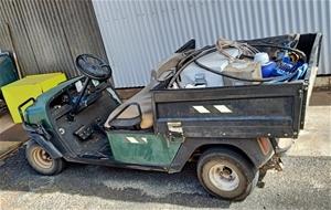 Ezgo Workhorse 1000E LX 4 x 2 2 Seater B