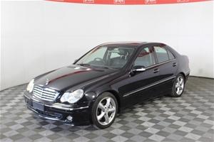 2005 Mercedes Benz C350 Elegance W203 Au