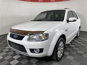 2011 Ford Territory Ghia SY II Automatic