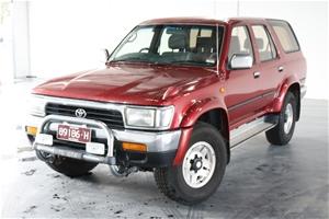 2000 Toyota Hilux Surf 4WD Turbo Diesel