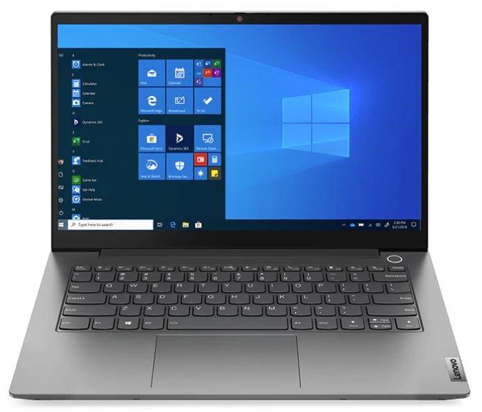 Lenovo ThinkBook 14s G2 ITL 14-inch Notebook, Grey