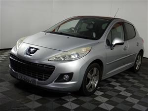 2012 Peugeot 207 XT Automatic Hatchback
