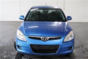 2008 Hyundai i30 SX FD Automatic Hatchba