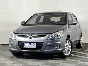 2010 Hyundai i30 SLX FD Automatic Hatchb