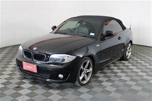 2012 BMW 118d Auto T/Diesel Convertible