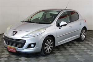2010 Peugeot 207 Sportium Automatic Hatc