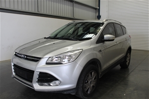 2013 Ford Kuga AWD AMBIENTE TF Automatic