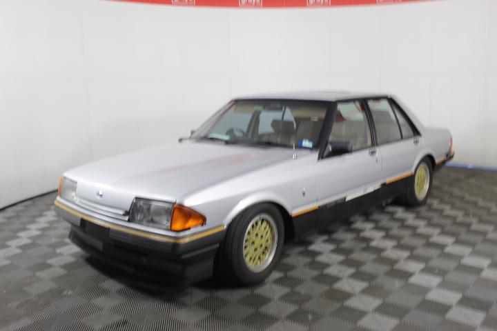 1982 Ford Fairmont Ghia ESP