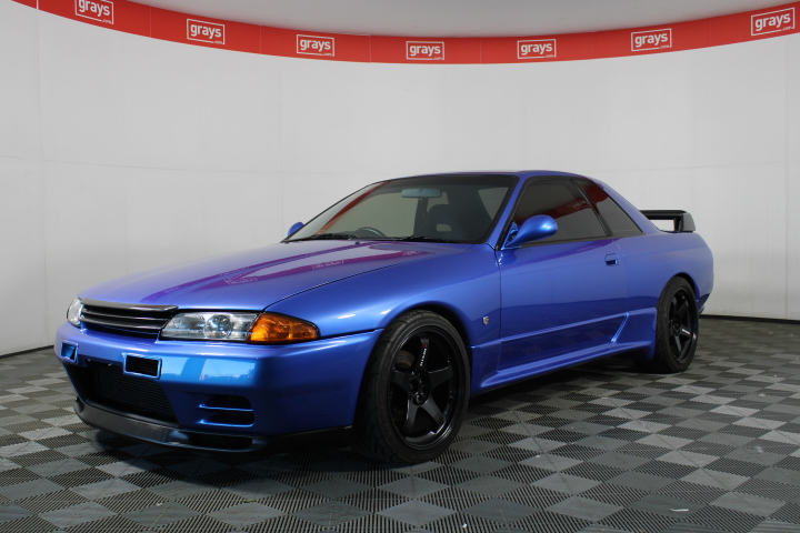 1993 Nissan Skyline R32 GT-R (Series 3) Manual Coupe (Import)