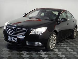 2013 Opel Insignia GA Automatic Sedan