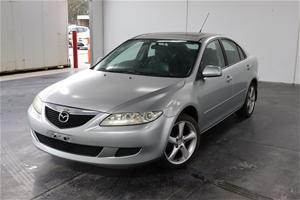 2004 Mazda 6 Luxury GG Automatic Hatchba