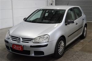 2007 Volkswagen Golf 1.6 Trendline 1k Au