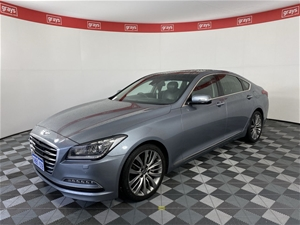 2015 GENESIS ULTIMATE PACK DH Automatic