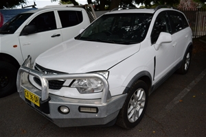 2013 Holden Captiva 5 LT AWD CG II Turbo