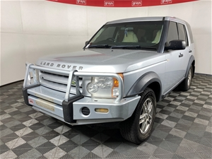 2008 Land Rover Discovery 3 S Series III