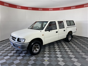 1999 Holden Rodeo LX R9 Manual Dual Cab
