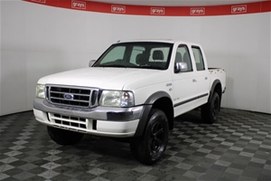 2005 Ford Courier XLT PH Automatic Dual