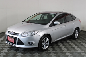 2014 Ford Focus Trend LW II Automatic Se