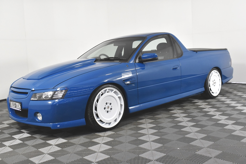 2004 Holden VZ Commodore SS (HDT Enhanced) Automatic Ute