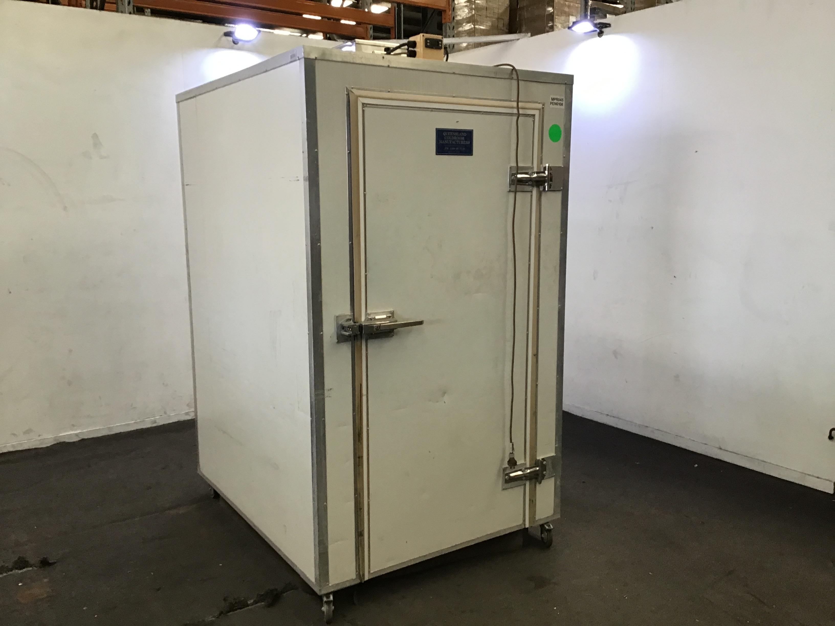 QLD Coldroom Manufacturers Hot Box
