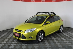 2012 Ford Focus Trend LW Automatic Hatch