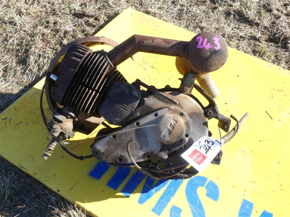 BSA Motor Bike Engine