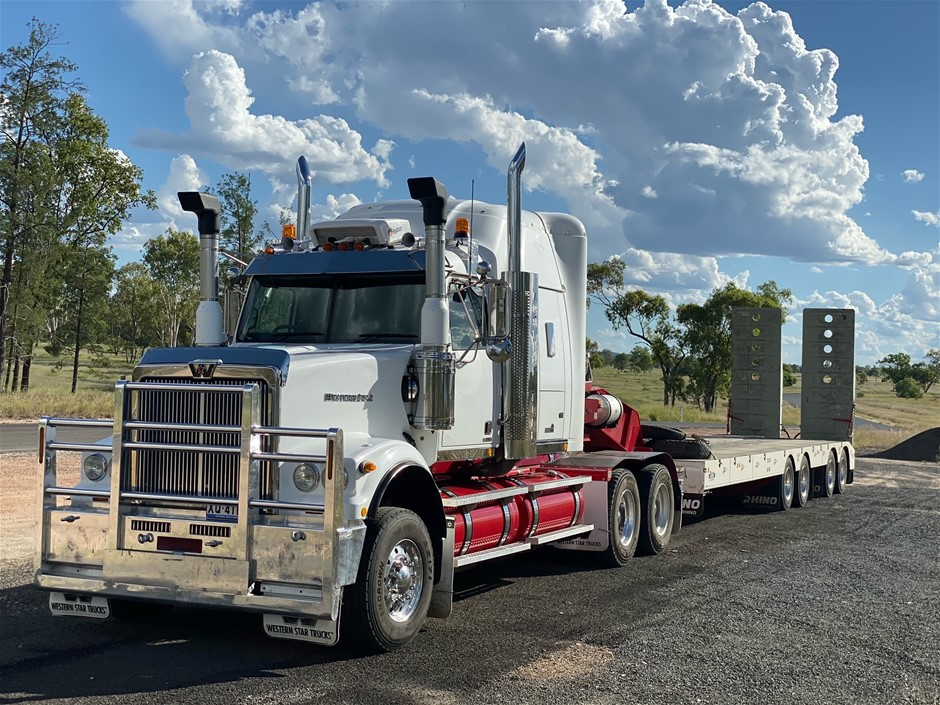 2013 Western Star 4900 FXT 6 x 4 Prime Mover Truck