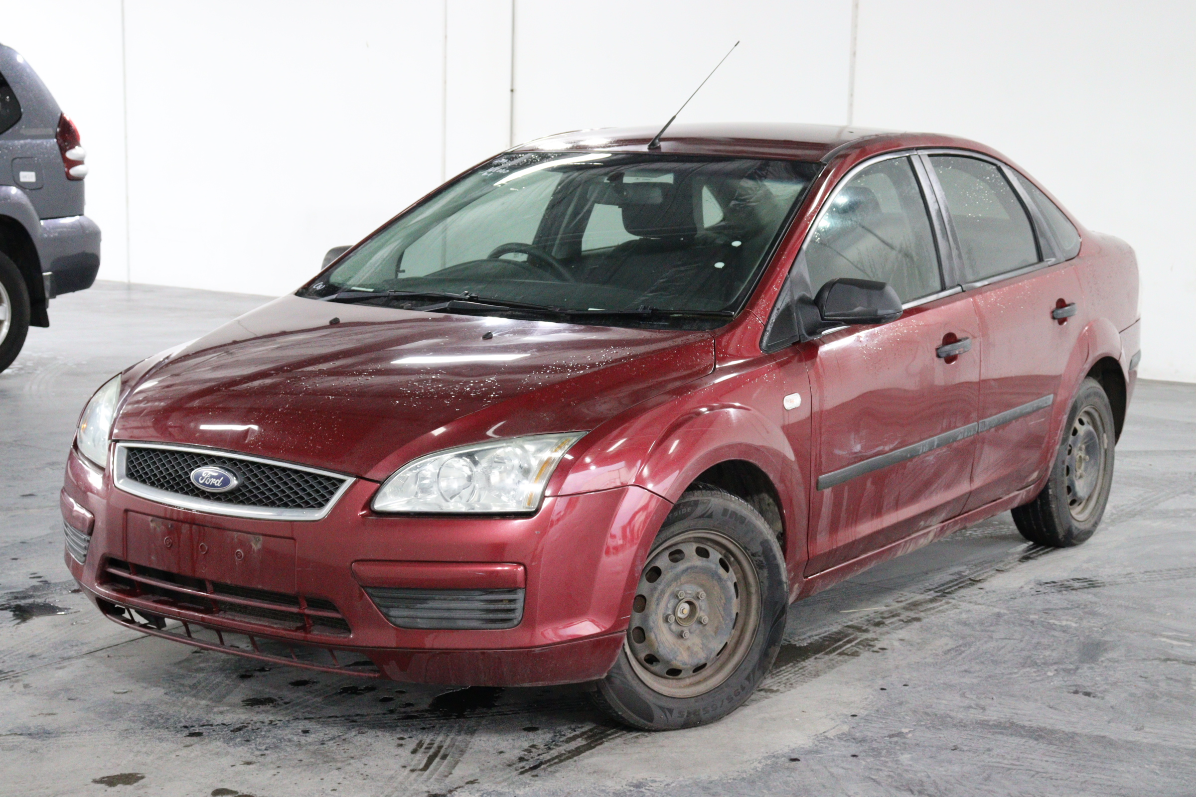 2007 Ford Focus CL LS Automatic Sedan