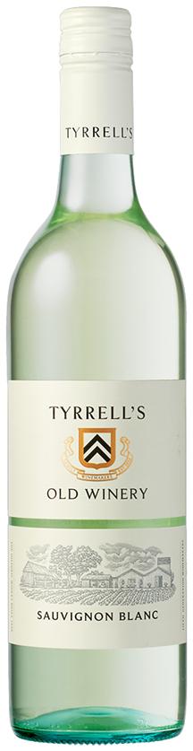 Tyrrells Old Winery Sauvignon Blanc 2019 (12x 750mL).
