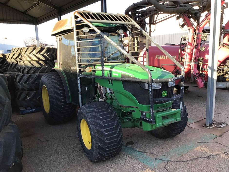 John Deere 5100GF Tractor
