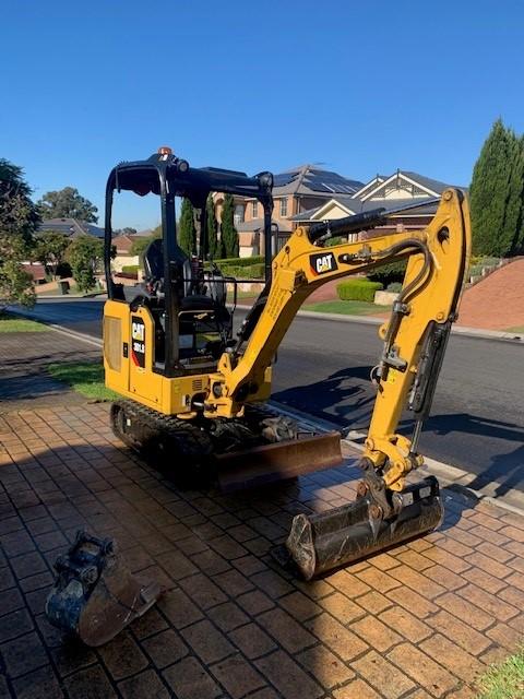 2018 CAT 301.8 Excavator
