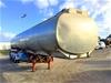 <p>1987 Holmwood Highgate TS36-WYR-RSS Triaxle Tanker Trailer</p>