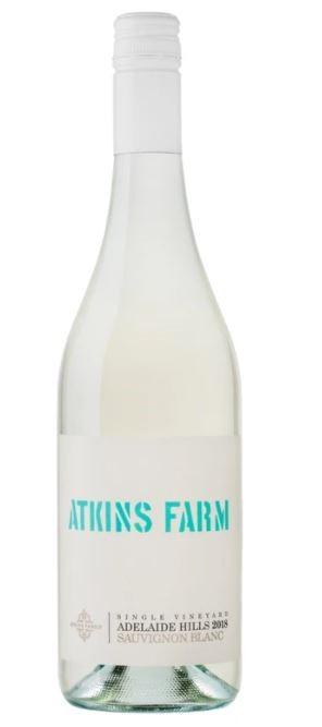 Atkins Farm Adelaide Hills Sauvignon Blanc 2018 (6 x 750mL) SA