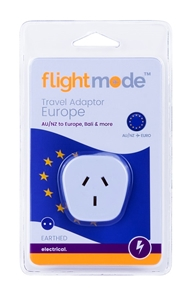 Outbound Europe Adaptor and Bali TYPE C