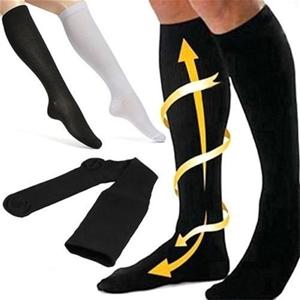 Travel Anti-Fatigue Compression Socks Si
