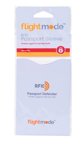 RFID Passport Blocking Sleeve Secure ID