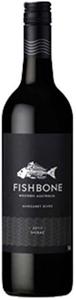 Fishbone Black Label Shiraz 2018 (6 x 75
