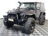 2007 Jeep Wrangler Rubicon (4x4) JK Manual Wagon
