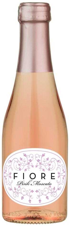 Fiore Pink Moscato 2020 (24x 200mL).