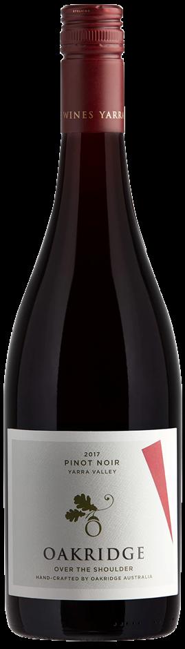 Oakridge OTS Pinot Noir 2020 (6x 750mL), Yarra Valley, VIC. Screwcap