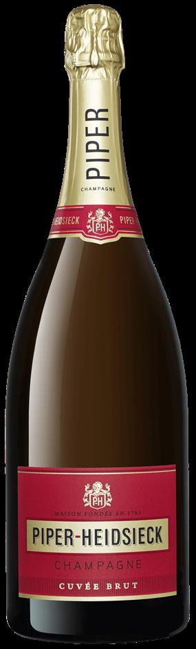 Piper Heidsieck Cuvée Brut 1500mL NV (3x 1500mL), Champagne. France. Cork