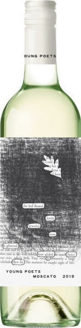 Young Poets Moscato 2020 (12x 750mL).