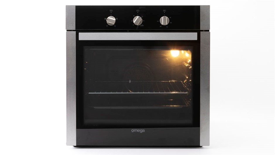 OO640X OMEGA 60CM ELECTRIC OVEN 4 FUNCTION