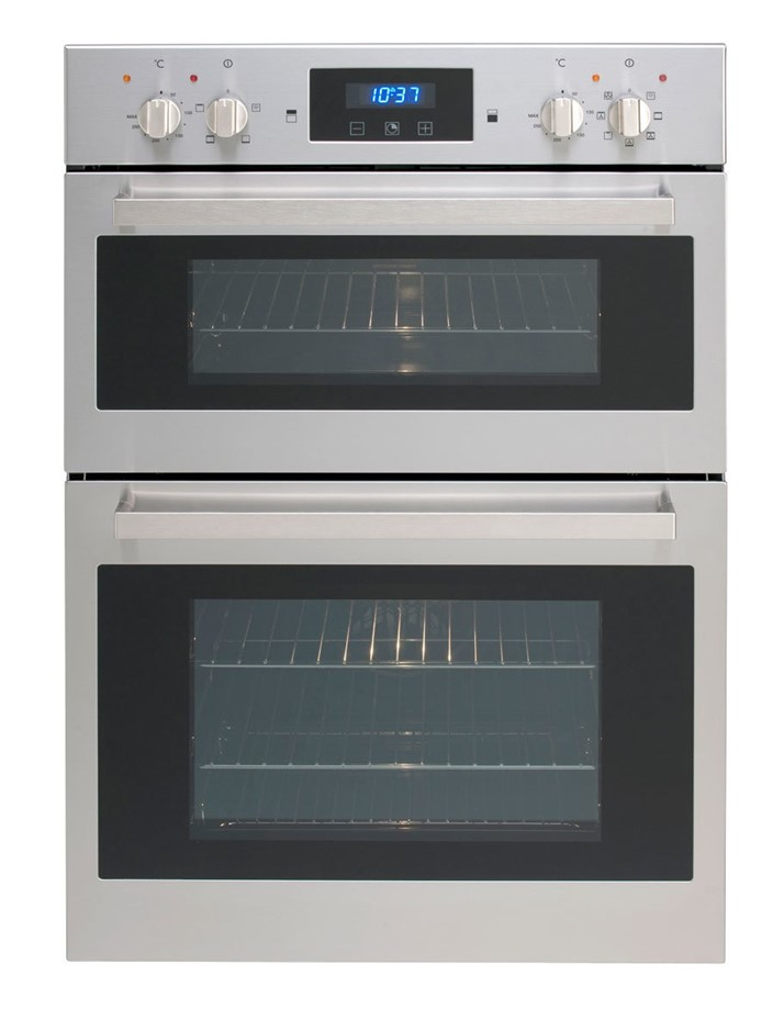 Euro 60cm Multifunction Double Electric Oven, Model: ESM8060TSX